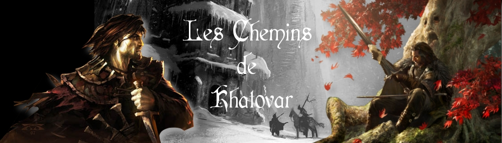 Les chemins de Khatovar, site et forum de fantasy, science-fiction et fantastique